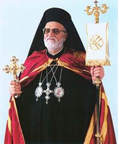 Patriarca Greco-Melquita Catolico de Antioquia, Alejandria, Jerusalen y todo Oriente