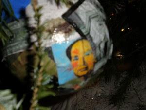 Mao Christmas Orn