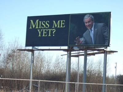 Miss me Yet - Bush