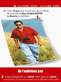 Guy-André Kieffer - Ne l`oublions pas