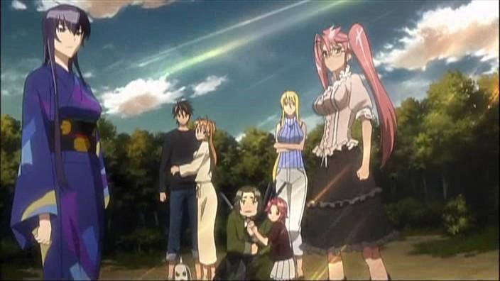 NextGen-Anime: High school of dead 10