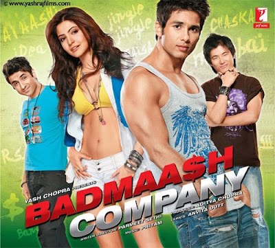 anushka sharma hot pics in badmaash company. Badmaash Company is a story of
