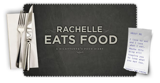 Rachelle Eats Food