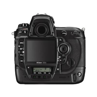 Nikon D3x Digital Camera Body - Rear View