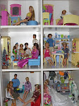 My Barbie Dolls Collections