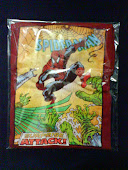 <b>Vtg Spiderman 50/50</b>
