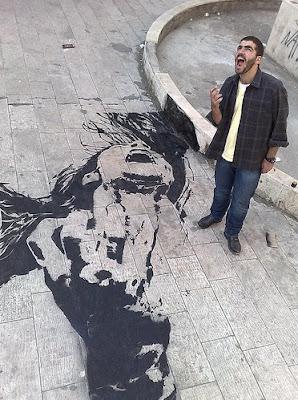graffiti art, graffiti creator