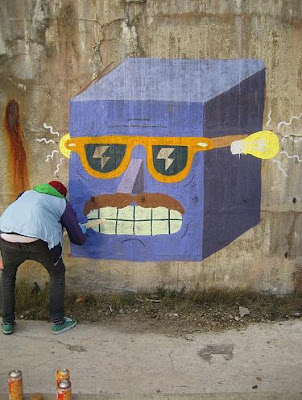 graffiti art, graffiti 3d