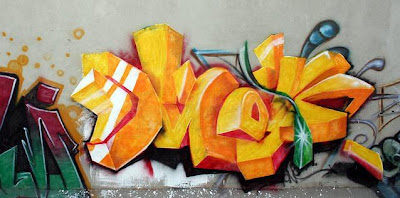 graffiti art, graffiti creator