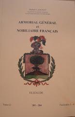 Armorial général et Nobilaire Français