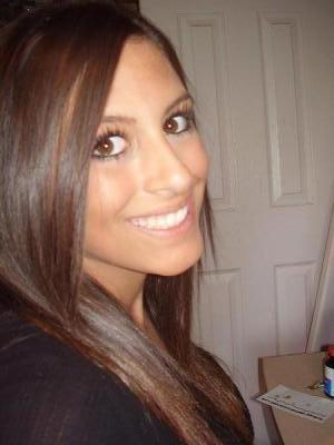 Dark Brown with Light Brown Hair