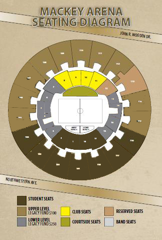 Boiled sports a reader suggested revised mackey seat map
