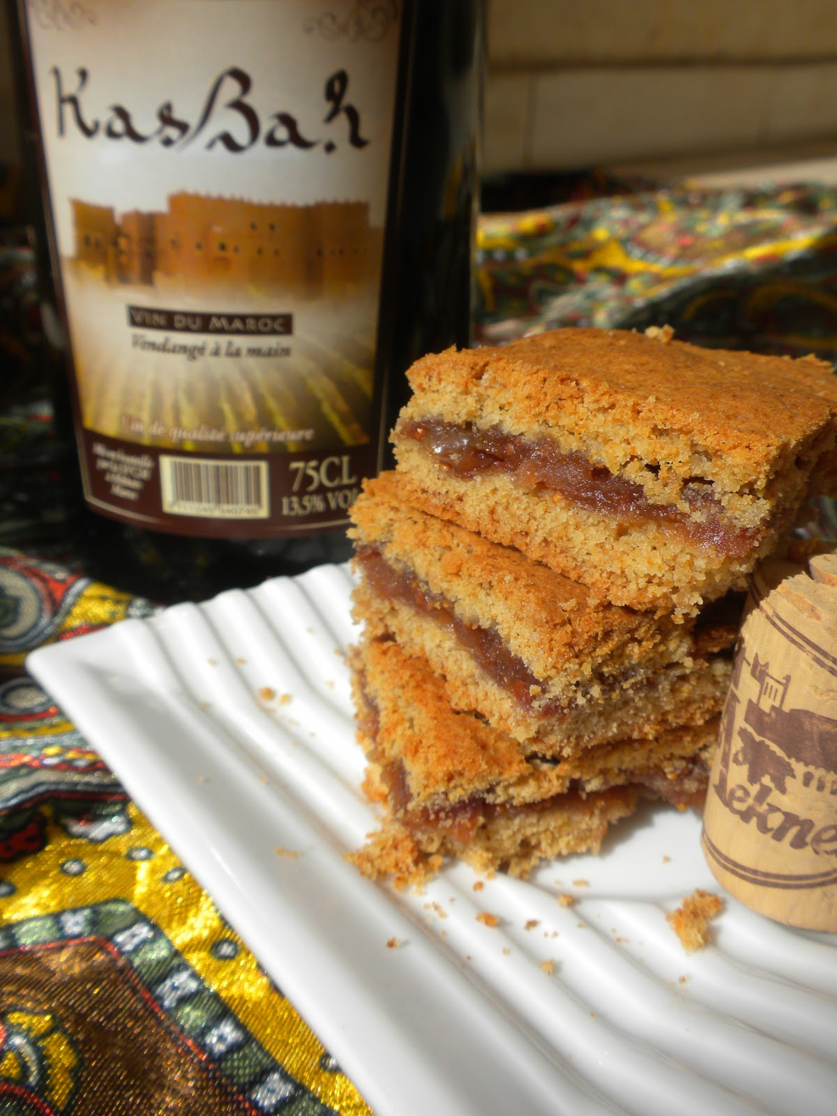 ... de Meknes & Grown-Up Fig Newtons (AKA: Anti-terrorism Hashuma Cookies
