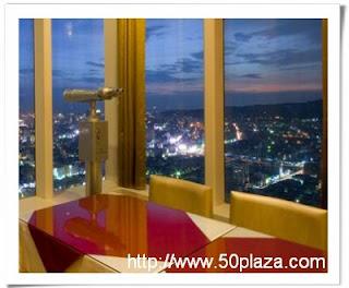 50樓廣場觀景餐廳