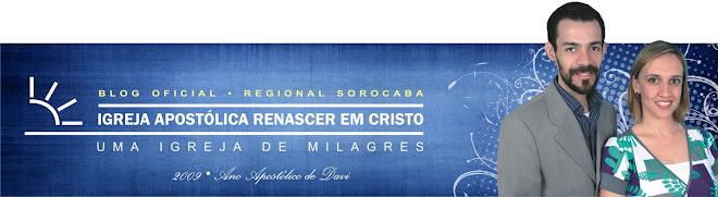 renascer em cristo • regional sorocaba