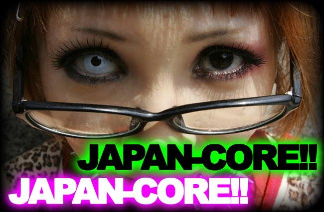 Japan-Core!! Japanese Punk!! 日本-コア! 日本のロックバンド!