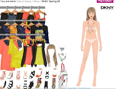 Site Blogspot  Dkny Dresses on Fashion And News Of Stardoll  New Dkny
