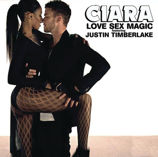 Remarkable, rather love and sex and magic album cover with