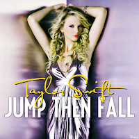 Taylor Swift Jump  Fall on Single Cover S  Taylor Swift   Jump Then Fall  Fanmade Single Cover