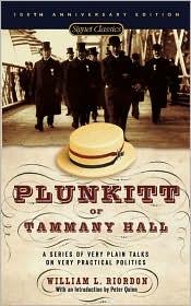 plunkitt of tammany hall essay