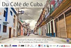 Samedi 16 octobre : Rencontre littéraire avec Zoé Valdès et Jorge Olivera Castillo