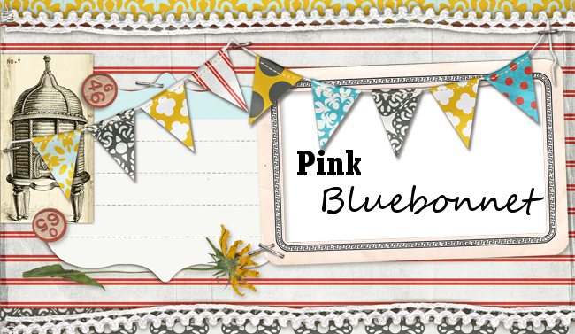 Pink Bluebonnet