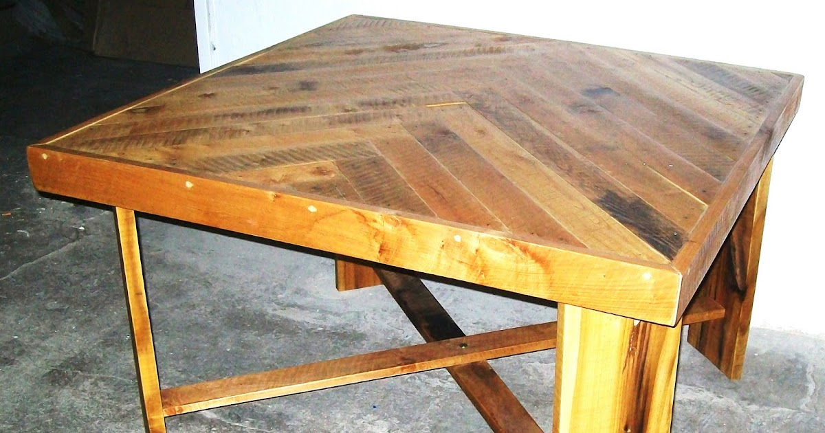 LUCAH Designs Herringbone Dining Table : HerringboneTable from lucahdesigns.blogspot.com size 1200 x 630 jpeg 161kB