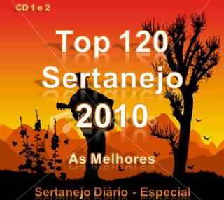 Sertanejo 2010 CD 1 e 2 - As Melhores (Especial) 2011