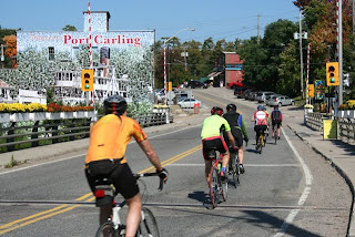 port carling bikers