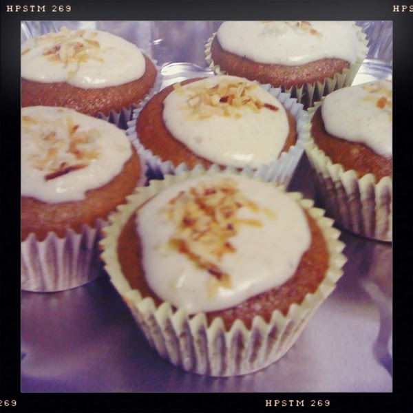 Large Carrot Cake Cupcake Calories