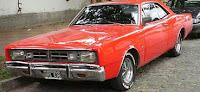 Dodge GTX Motor V8