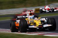Fernando Alonso está teniendo una temporada difícil. ¿Seguirá en Renault en el 2009?