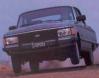 Falcon Ghia 1982