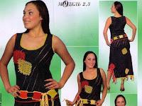 bayan örgü elbise örnekleri