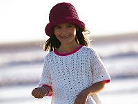 etek | knitting child | knitting örgü | yazlık bluz | şapka-bere-atkı