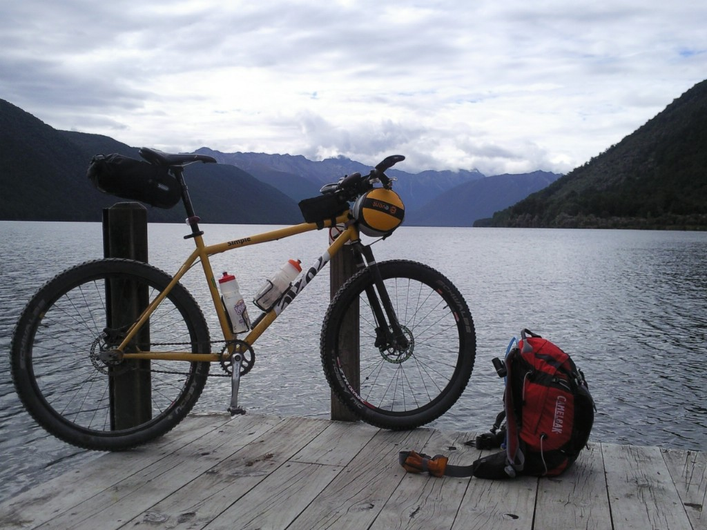 Cycling Diaries: Riding the inaugural Kiwi Brevet on a single speed