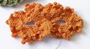 Crochet Spot » Blog Archive » Crochet Pattern: Maple Leaf