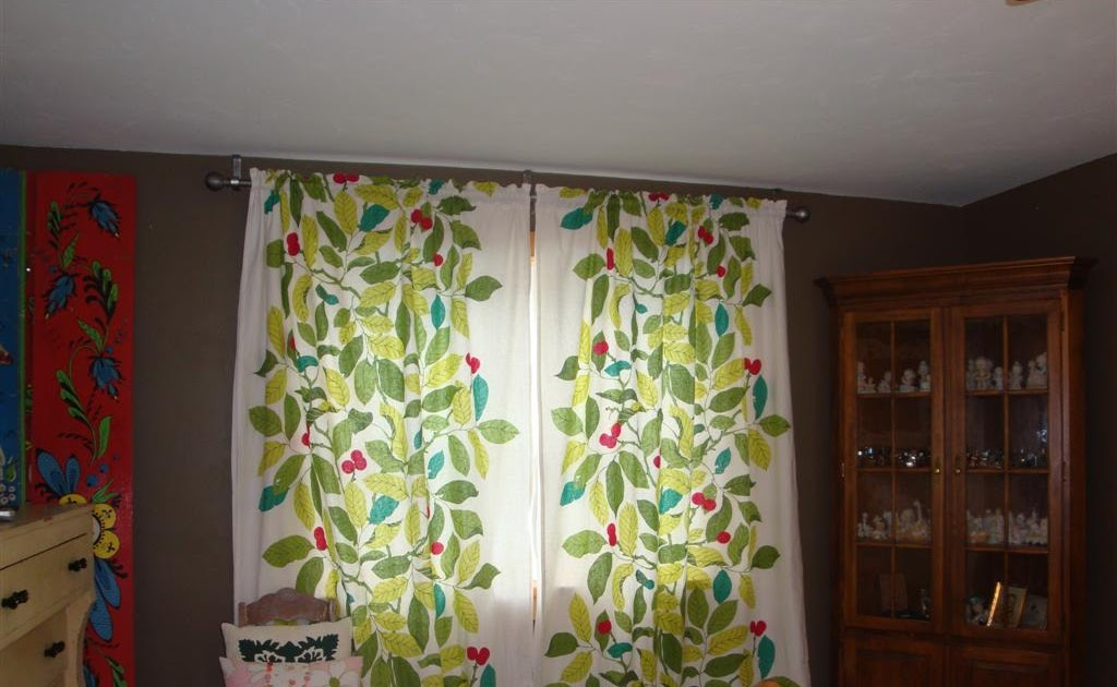 Curtains Tovgi With Gols Living Room