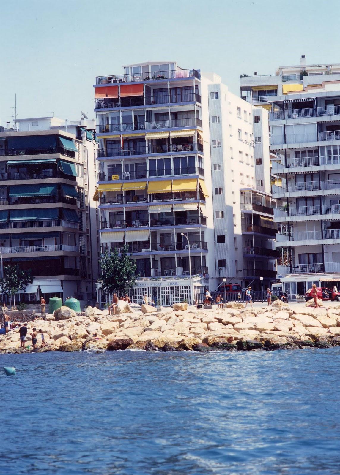 Apartamentos acantilados playa de salou web oficial - Apartamentos murillo salou ...