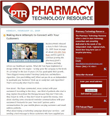 Pharmacy Technology Resource Blog
