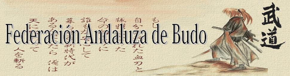 FEDERACIÓN ANDALUZA DE BUDO
