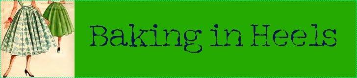 Baking in Heels