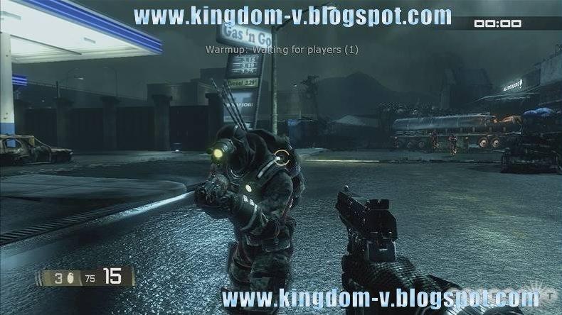 Скриншоты для игры BlackSite Area 51 можно скачать на.