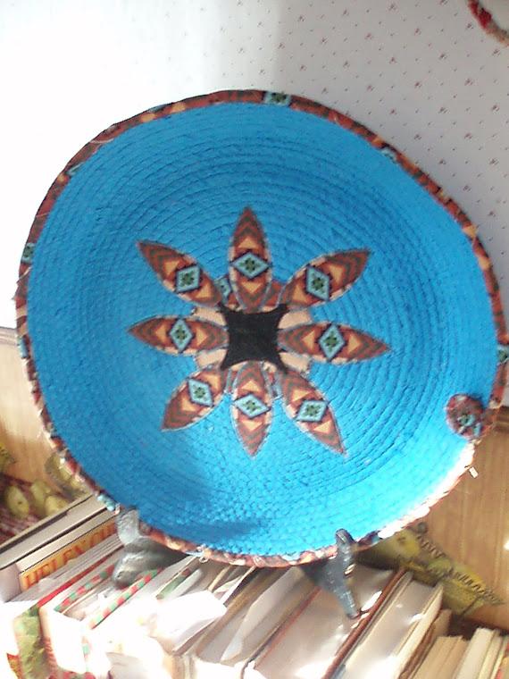 winter knitter knitting store display