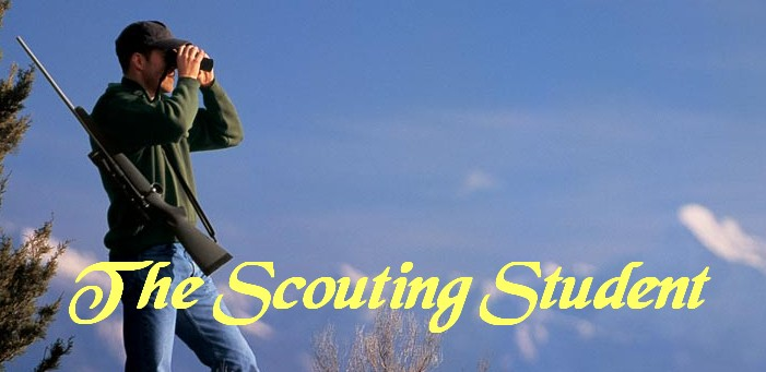 The Scouting Student