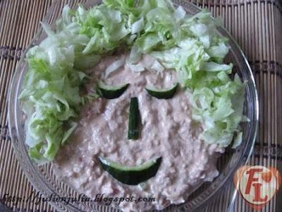 Kids Tuna Dip غموس التونة المغذي للأطفال