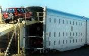 FEMA train in Kentucky