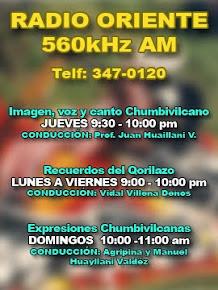 Chumbivilcas en la Radio - Lima