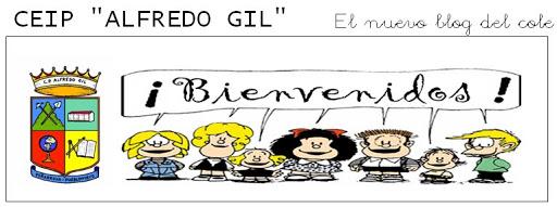 """CEIP """"ALFREDO GIL"""""""