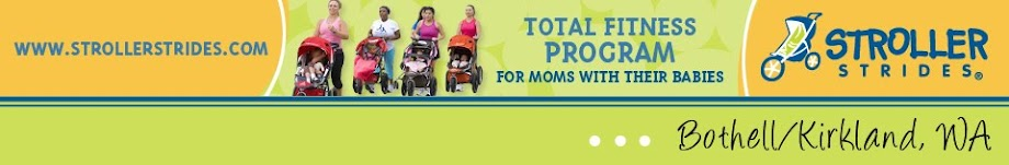 Stroller Strides & Fit4Baby of Bothell/Kirkland, WA